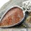 กระดูกไดโนเสาร์ Agatized Dinosaur Bone- จี้เงินแท้ 925 (4.8g) thumbnail 5