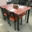 ชุดโต๊ะอาหาร 4 ที่นั่ง KING thumbnail 1