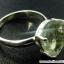 Prasiolite and Green Amethyst - แหวนเงินแท้ 925 (แหวนเบอร์ : 59) thumbnail 5