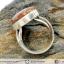 คาร์เนเลี่ยน (CARNELIAN COPPER MOHAVE) แหวนเงินแท้ 925 (แหวนเบอร์ : 53) thumbnail 6