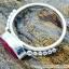 ทับทิม Indian Ruby- แหวนเงินแท้ 925 (แหวนเบอร์ : 52 ,2.4g) thumbnail 4