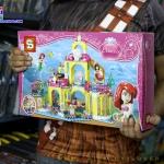 SY374 Princess Undersea Palace ปราสาทใต้ทะเลของนางเงือก