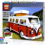 ตัวต่อ Creator รถบ้าน-แค้มเปอร์แวน Volkswagen T1 Camper Van