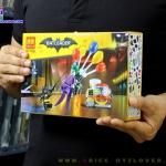 10626 Batman Movie ตัวต่อ Joker Balloons