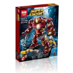 07101 Avengers Infinity Wars ชุดเกราะ Hulkbuster MK44