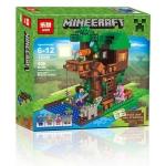 18009 ของเล่นตัวต่อ MineWorld บ้านต้นไม้ Tree House