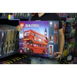 10775 ตัวต่อ London Bus รถบัสประจำทางรับส่งผู้โดยสารในกรุงลอนดอน