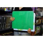 DB004GN แผ่น Plate ตัวต่อขนาดใหญ่ 24x32 ปุ่ม สีเขียว