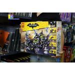10740 Super Hero Batman รถแบทแมน The Ultimate Batmobile แยกเป็นรถ 4 คัน