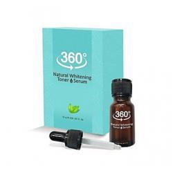 360 Natural Whitening Toner โทนเนอร์ 360องศา [VIP 300 บาท]