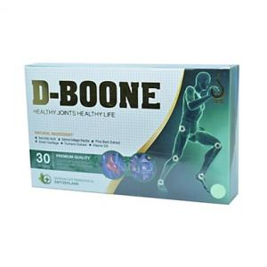 D-Boone ดีบูเน่ แบบแคปซูล [จัดส่งฟรี ราคาดีสุด]