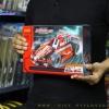 3412 ตัวต่อ King Steerer รถแข่ง Dazzling Red Racing Car