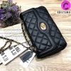 MARCS QUILTED CHAIN SHOULDER BAG WITH DETAILS / พร้อมส่ง