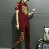 เซท เสื้อมินิเดรส+กางเกงทรงเดฟเข้ารูป งานเนื้อผ้าคอตตอตนุ่มทิ้งน้ำหนักสวยๆ