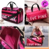 VICTORIA'S SECRET LOVE PINK กระเป๋าเดินทาง สีสันน่ารัก น่าใช้