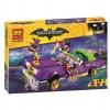 10633 Batman Movie ตัวต่อ Classic Car รถคลาสสิคของโจ๊คเกอร์