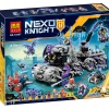 10597 อัศวิน Nexo Knights รถปฏิบัติการณ์คันใหญ่ยักษ์ของเจสโตร Jestro Headquarters