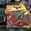 S943 Batman Movie ตัวต่อ The new Batwing เครื่องบินแบทแมน