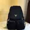 Prada Premium Gift กระเป๋าสะพายหลัง PRADA สินค้าพรีเมี่ยมกิ้ฟจากเคาท์เตอร์ต่างประเทศ - พร้อมส่ง