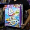 10760 ตัวต่อ Friends เรือยอชท์แสนสวย HeartLake Sunshine yacht