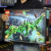 8918 ของเล่นตัวต่อ Ninja ชุดนินจาเขียว Green Ninja Mech Dragon กล่องใหญ่
