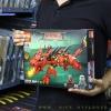 8921 ของเล่นตัวต่อ Ninja ชุดนินจาแดง Red Ninja Mech Dragon