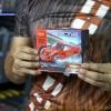 2218 ตัวต่อ รถแข่ง F12 Berunetta แบบมีลาน