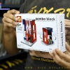 SD6046 Mini Street ของเล่นตัวต่อร้านผลิตภัณฑ์ลอรีอัล R'OREAL