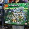 831 ของเล่นตัวต่อ MineWorld ถ้ำภูเขาสุดอลังการ The Mountain Cave
