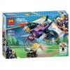 10615 Super Hero Girls ตัวต่อ Batgirl Batjet Chase ภารกิจไล่ล่าของแบทเกิร์ล
