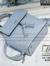 กระเป๋าเป้แฟชั่นนำเข้าสไตล์สาวเกาหลี แบรนด์ axixi แท้ วัสดุหนัง pu คุณภาพเยี่ยม ฉลุลายเล็กๆ ที่ปากกระเป๋าเพิ่มความเก๋ส์