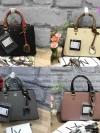 LYN AMOUR BAG กระเป๋าคอลเล็กชั่นใหม่ วางอยู่ทรงสวย วัสดุ saffianoทั้งใบ / พร้อมส่ง