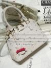 กระเป๋าแฟชั่นนำเข้า แบรนด์ axixi แท้ วัสดุหนัง pu คุณภาพเยี่ยม พิมพ์ลายสุดน่ารัก