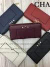 LYN Temperley Long Wallet Bag 2017 พร้อมส่งกระเป๋าสตางค์ใบยาวรุ่นใหม่ล่าสุด กระเป๋าสตางค์ใบยาวแบบซิปรอบ หนังซาฟเฟียโน่