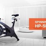 จักรยานปั่น Spin Bike รุ่น HP-SP0708 น้ำหนักจาน 22kg
