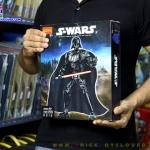 9015 โมเดลฟิกเกอร์ Star Wars ลอร์ด ดาร์ธ เวเดอร์ Darth Vader