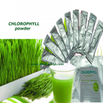 CHLOROPHYLL POWDER คลอโรฟิลล์บริสุทธิ์ 100 % ชนิดผง