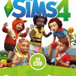 The Sims 4 - Incl Toddler Stuff (6DVD)