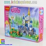 70212 Cinderella Princess ซินเดอเรลล่ากับปราสาทของเจ้าชายรูปงาม