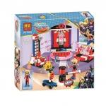 10688 Super Hero Girls ห้องสุดซ่าส์ของฮาร์ลีย์ ควินน์ Harley Quinn Dorm