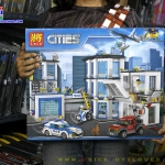 39058 Cities ตัวต่อ Police Station สถานีตำรวจในเมือง