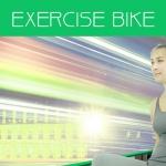 จักรยานปั่นออกกำลังกายระบบแม่เหล็ก Excider Bike น้ำหนักจาน 2.5kg