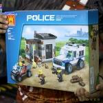 52011 Super Cop Action ภารกิจตามจับนักจารกรรมร้านเพชร