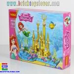 70213 Mermaid Princess เจ้าหญิงเงือกน้อยกับปราสาทเมืองบาดาล