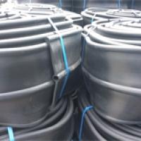 PVC วอเตอร์สต๊อป A10a 10 นิ้ว 3 ปุ่ม หนา 5 มม.(25 เมตร)