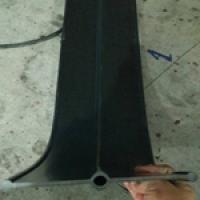 PVC วอเตอร์สต๊อป A8a 8 นิ้ว 3 ปุ่ม หนา 5 มม.(25 เมตร)