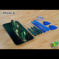 หน้าจอ iPhone 6 พร้อมชุดอุปกรณ์เปลี่ยนหน้าจอ