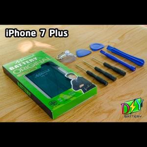 แบตเตอรี่ iPhone 7 Plus (ยี่ห้อ Nphone) พร้อมชุดอุปกรณ์เปลี่ยน