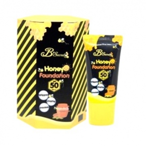 B'secret Honey Foundation W2M [VIP 240 บาท]