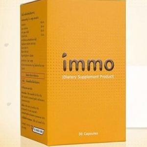 immo อิมโม่ สารสกัดงาดำ